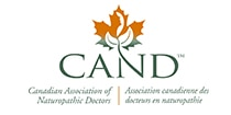 canadian association of naturopathic doctors logo md