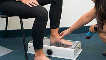 scancast 3d foot scan for orthotics