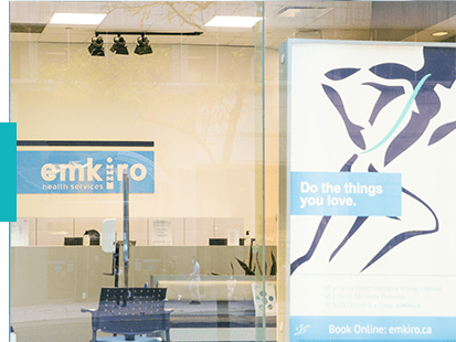 emkiro do the things you love sign and logo